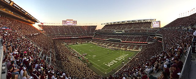 Kyle_Field_Panorama view