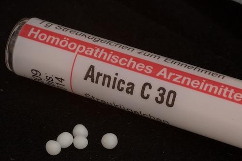 homeopathy arnica pills