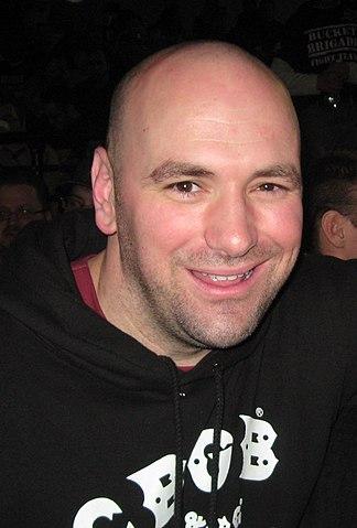 UFC President-Dana White