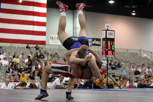 wrestling oldest sport