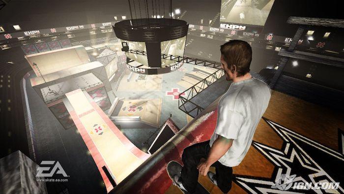 skate 3 gameplay